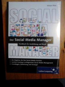 Vivian Pein: Der Social Media Manager